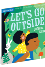 Workman Indestructibles Book Let's Go Outside