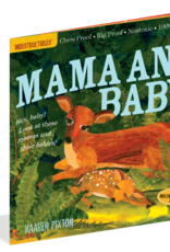 Workman Indestructibles Book Mama and Baby