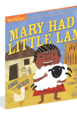 Workman Indestructibles Book Mary Had a Little Lamb