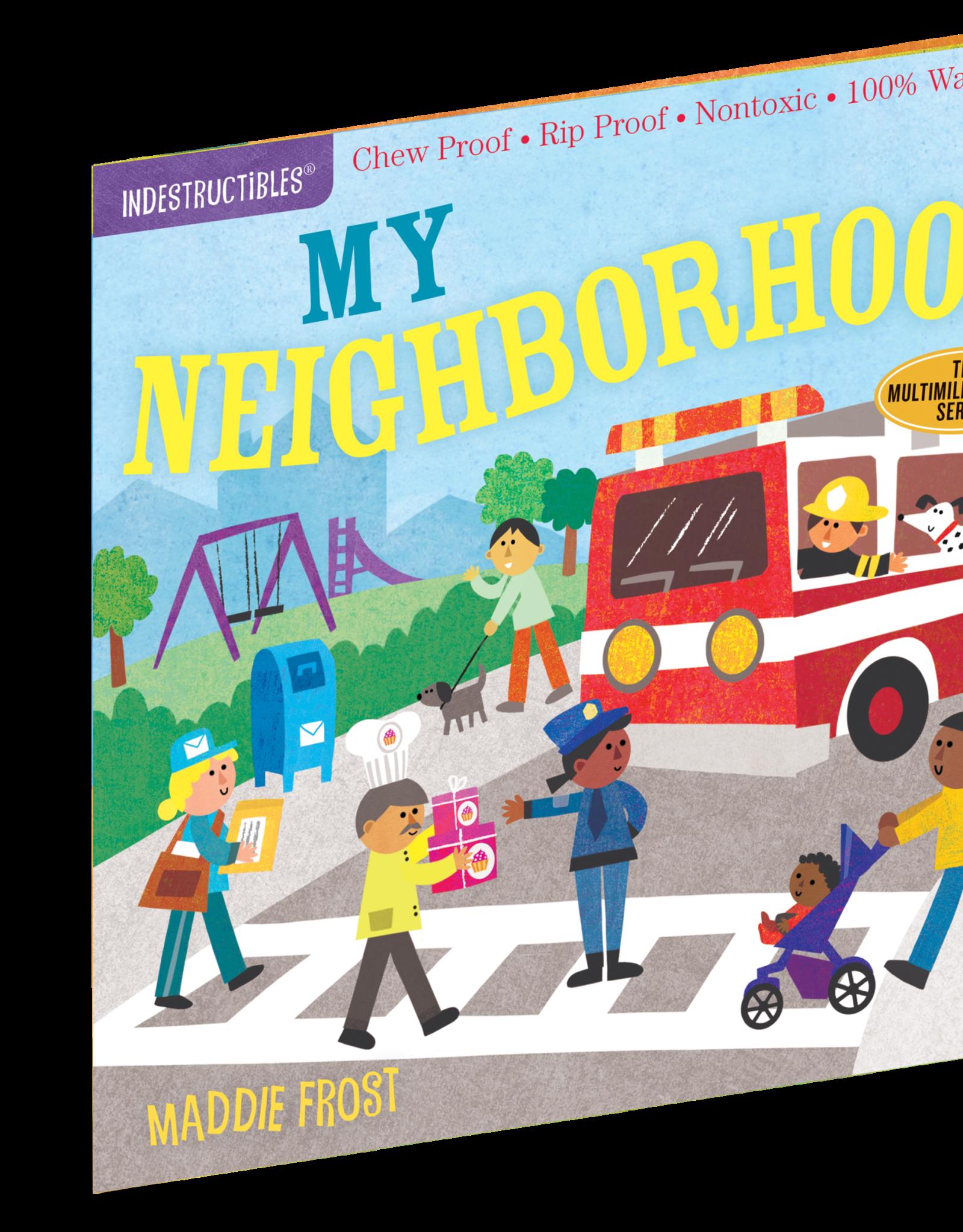 Workman Indestructibles Book My Neighborhood