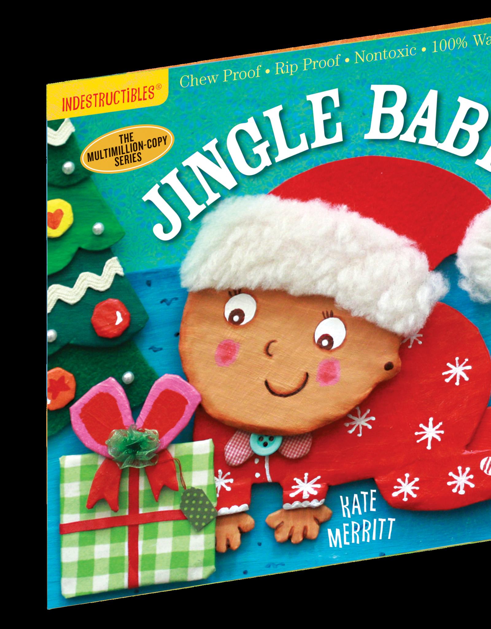 Workman Indestructibles Jingle Baby