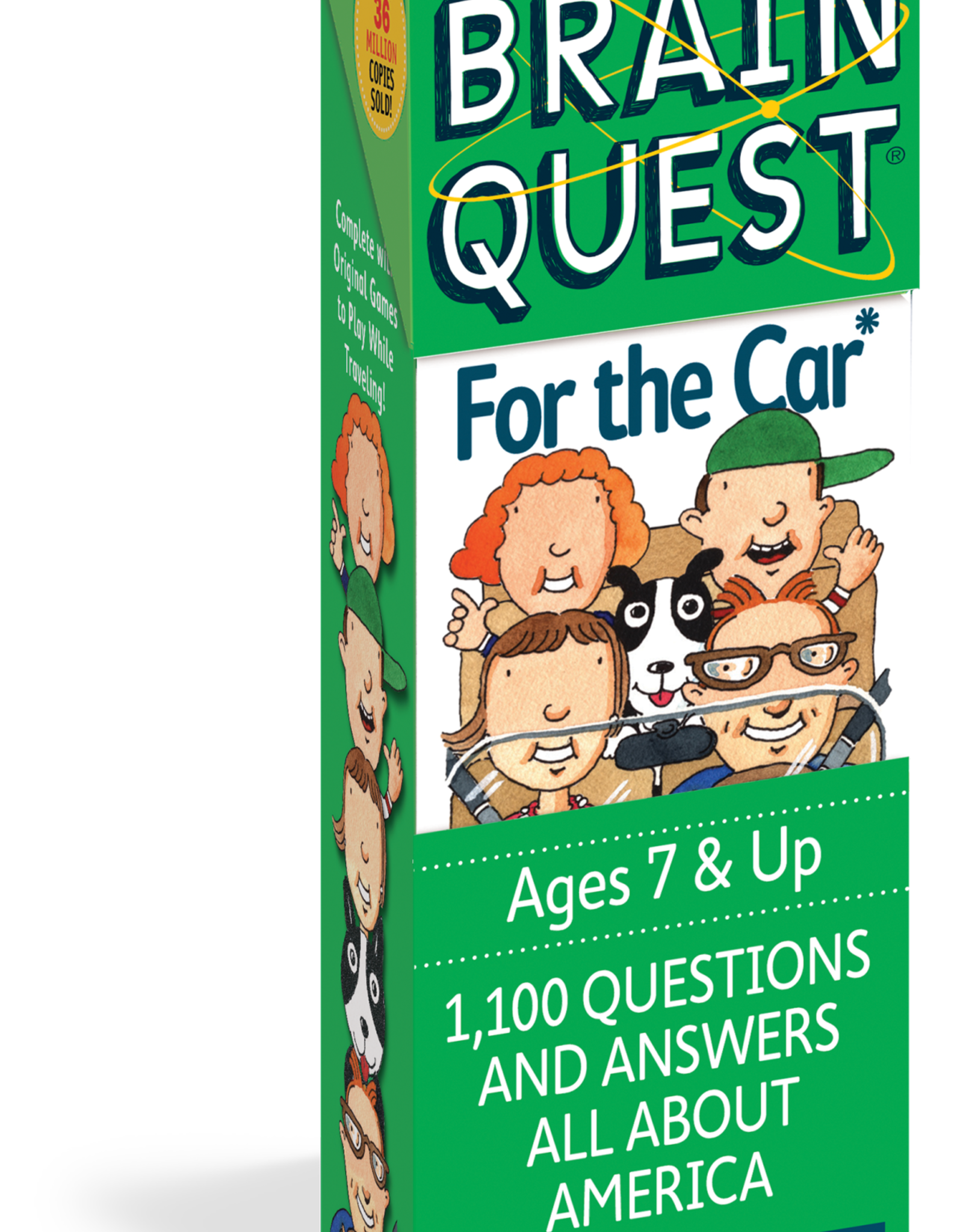 Workman Brain Quest For the Car