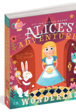 Little for Little Hands: Alice's Adventures adapted by Brooke Jorden