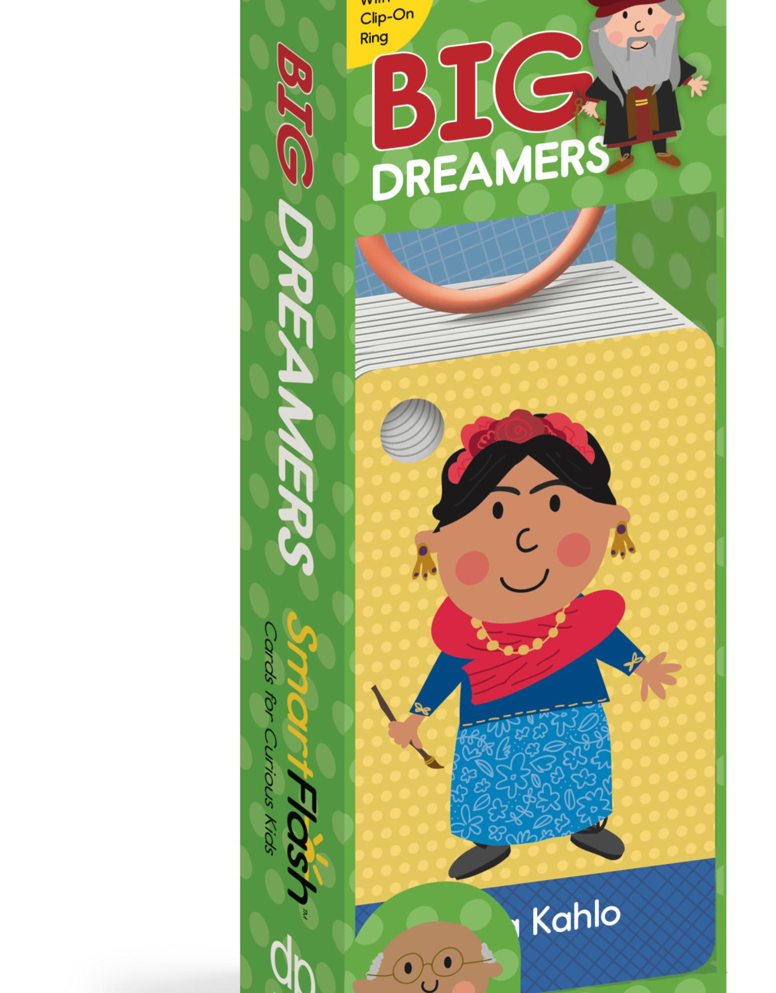 Workman Smartflash Big Dreamers Flashcards