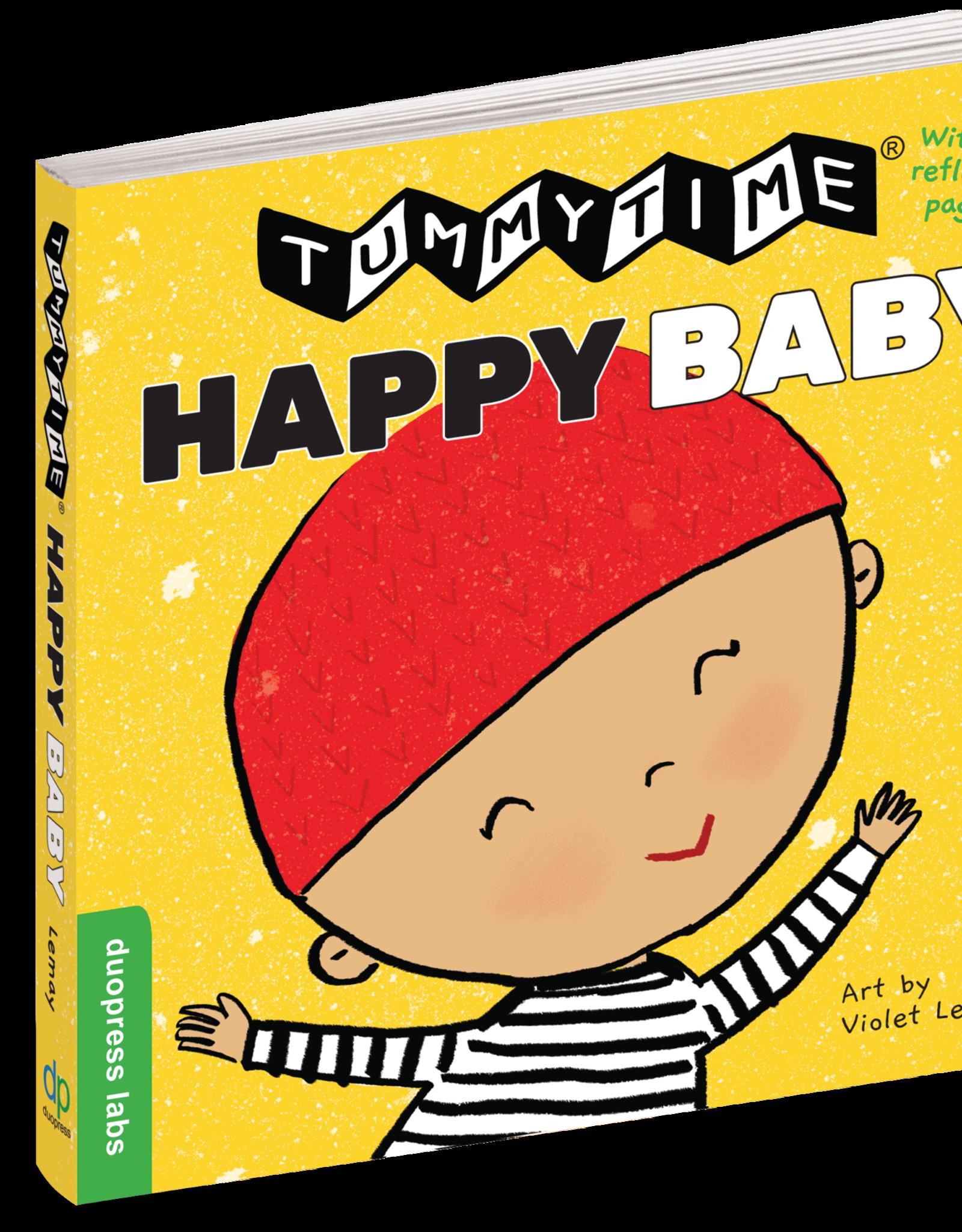 Workman Tummy Time Happy Baby