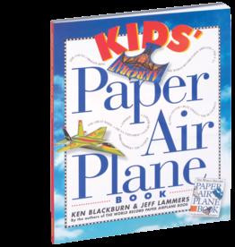Workman Kids' Paper Airplane Book