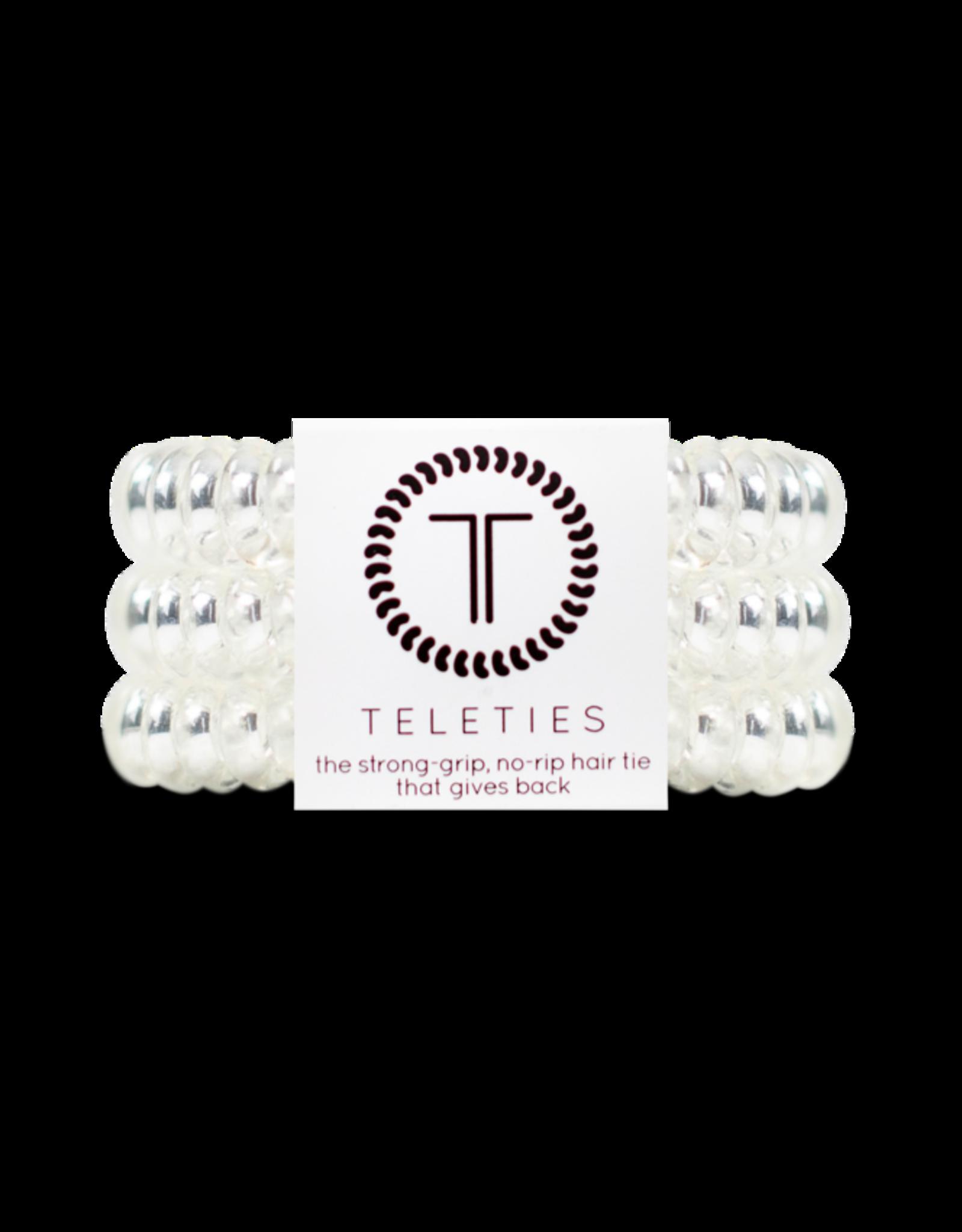 Teleties  Crystal Clear Large