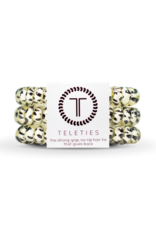 Teleties Snow Leopard Small