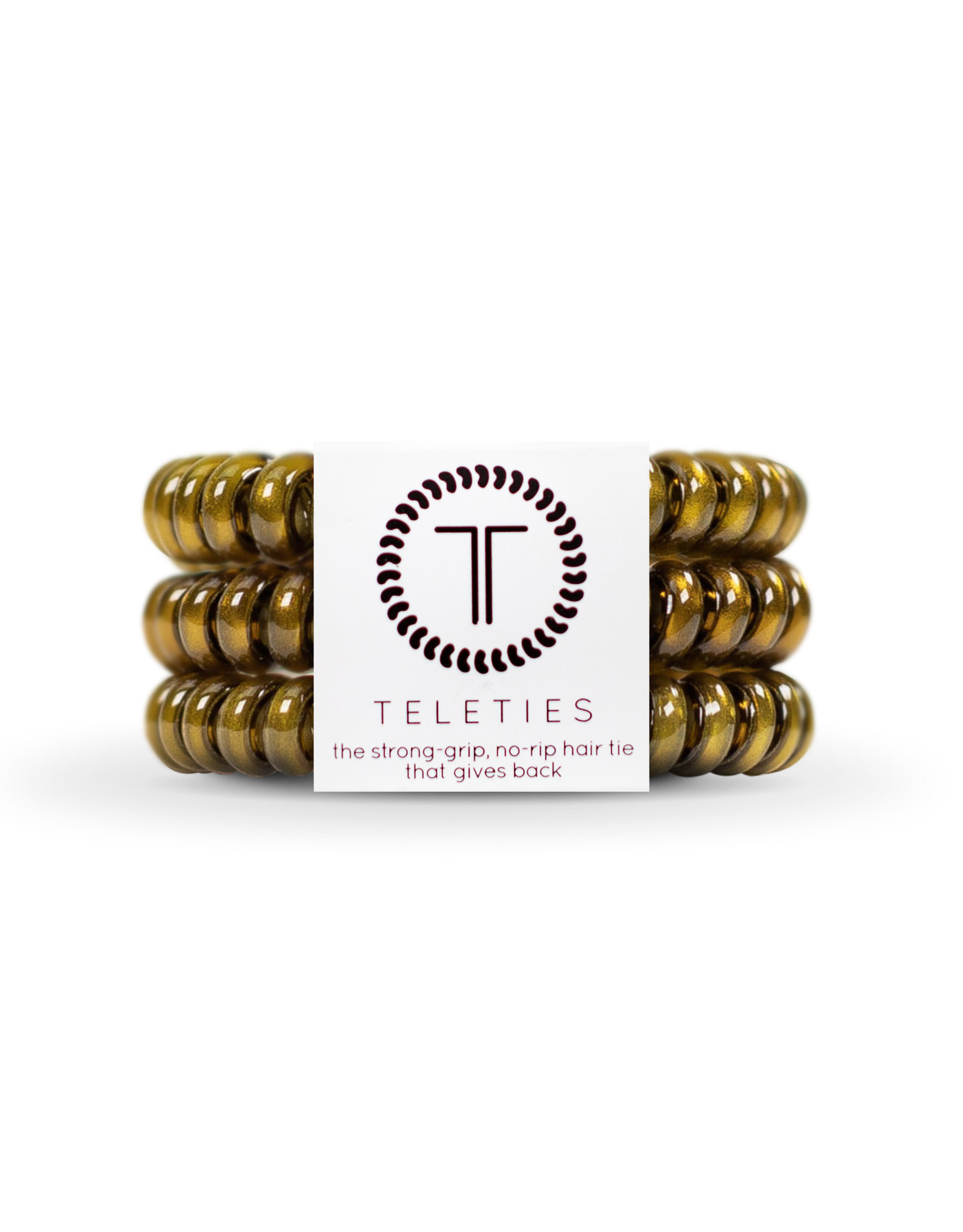 Teleties Olive Green Small