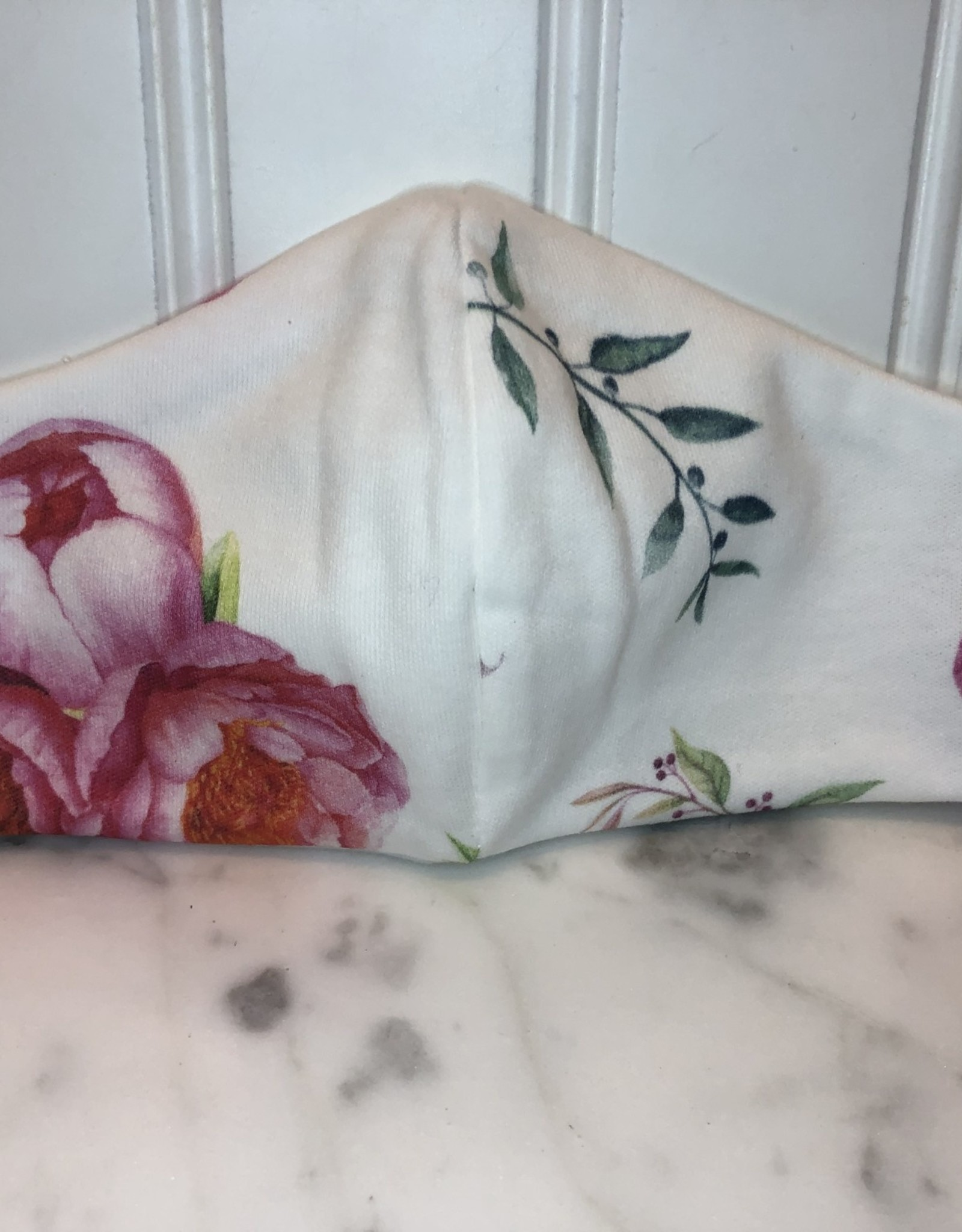 Jennifer Ann Cotton Mask - Kid Floral 3-7 years old