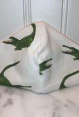 Jennifer Ann Cotton Mask - Youth Alligators 7-13 Years