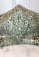 Jennifer Ann Cotton Mask - Adult Animal Print 12 years +