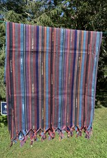 Turkish Towel - Big Rainbow Stripe - A