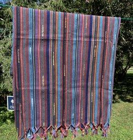 Turkish Towel - Big Rainbow Stripe - A