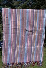 Turkish Towel - Big Rainbow Stripe - D