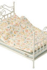 Maileg Vintage Bed, Micro, Soft Sand
