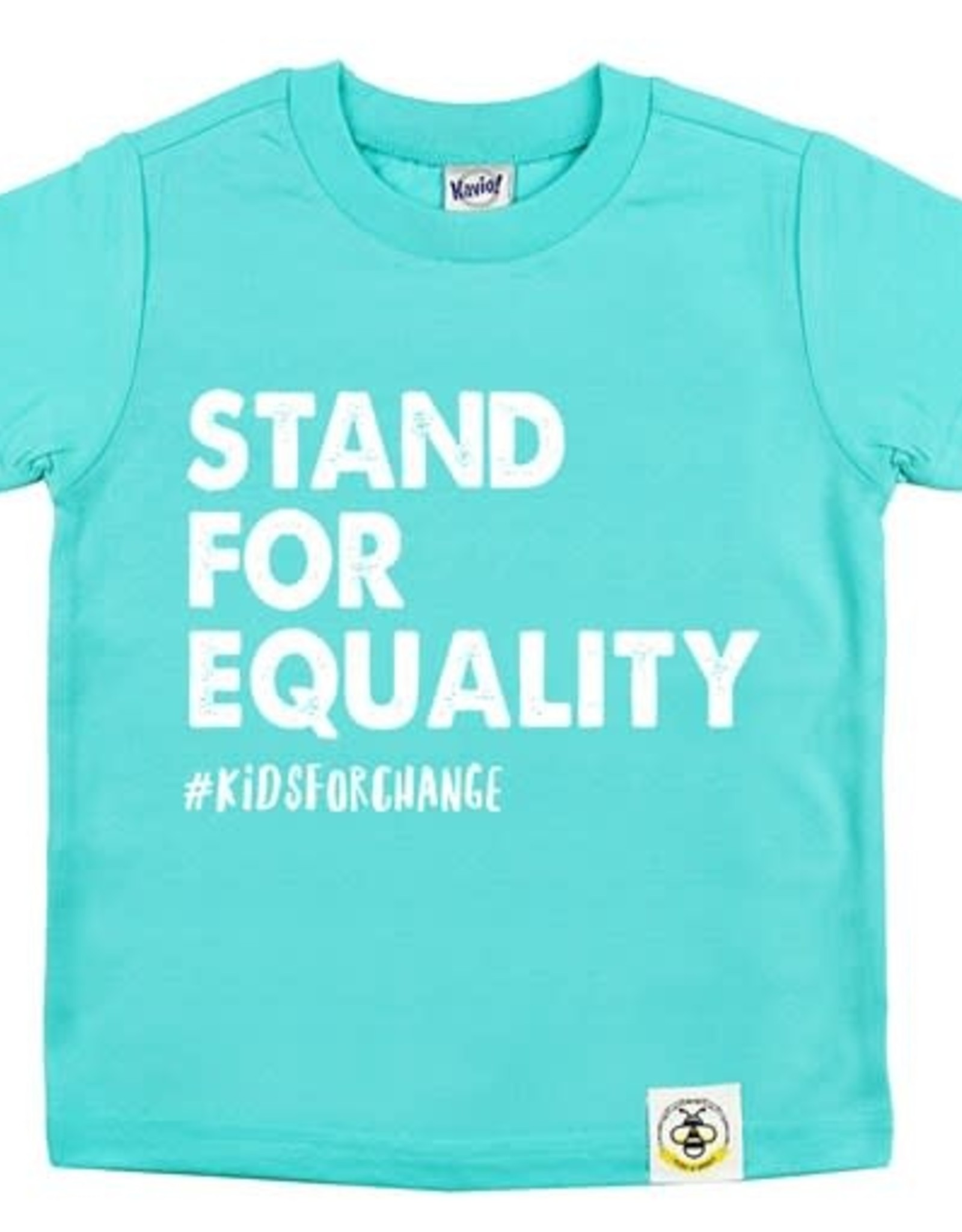 Wire & Honey Stand for Equality Tee Shirt, SS