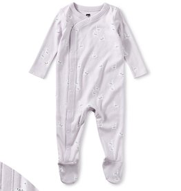 Tea Footed Romper, Bliss