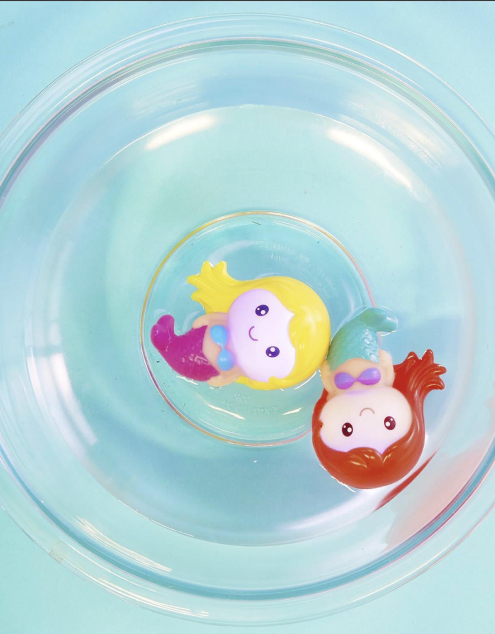 Two's Company Floating Mermaid LED Bath Toy