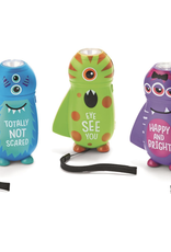 Two's Co Rechargeable Monster Flashlight