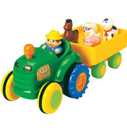Epoch Everlasting Play Kidoozie Funtime Tractor