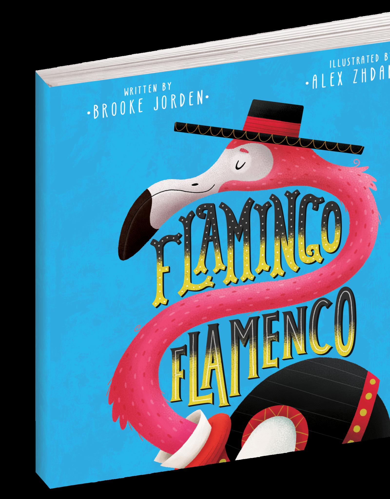 Flamingo Flamenco by Brooke Jorden