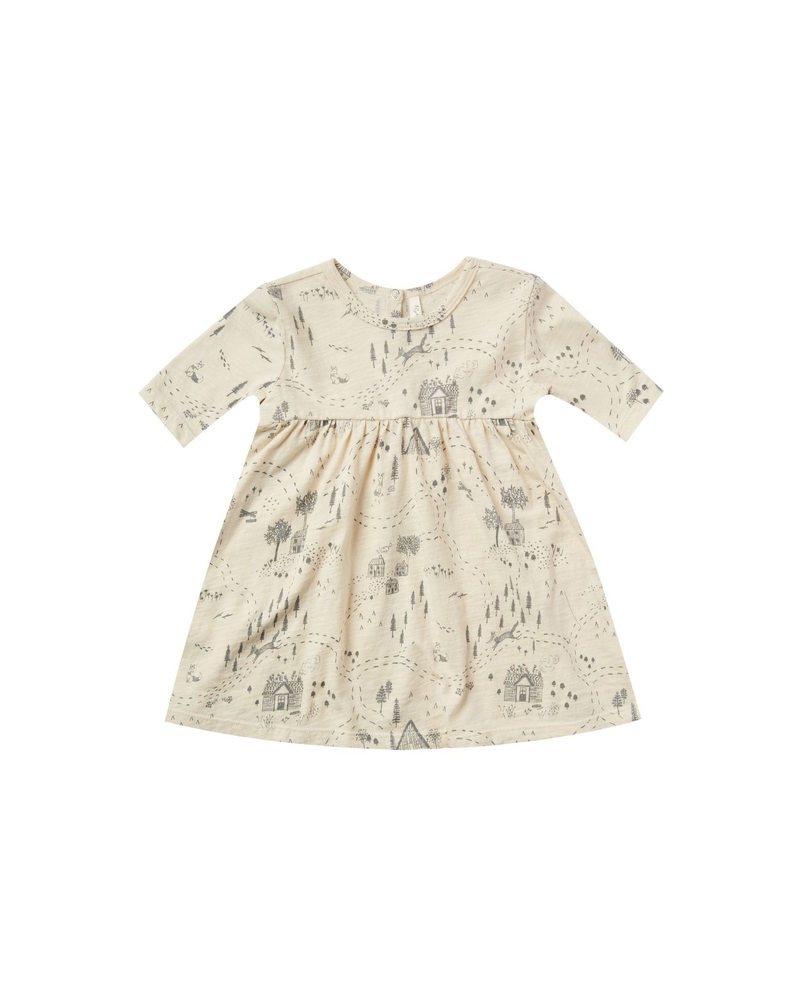 Rylee + Cru Into the Woods Finn Dress