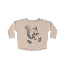 Rylee + Cru Squirrel Long Sleeve Tee