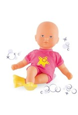 Corolle Mini Bath Doll with Flippers Pink