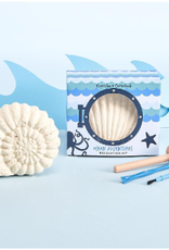 Cupcakes & Cartwheels Excavation Kit Ocean Adventures