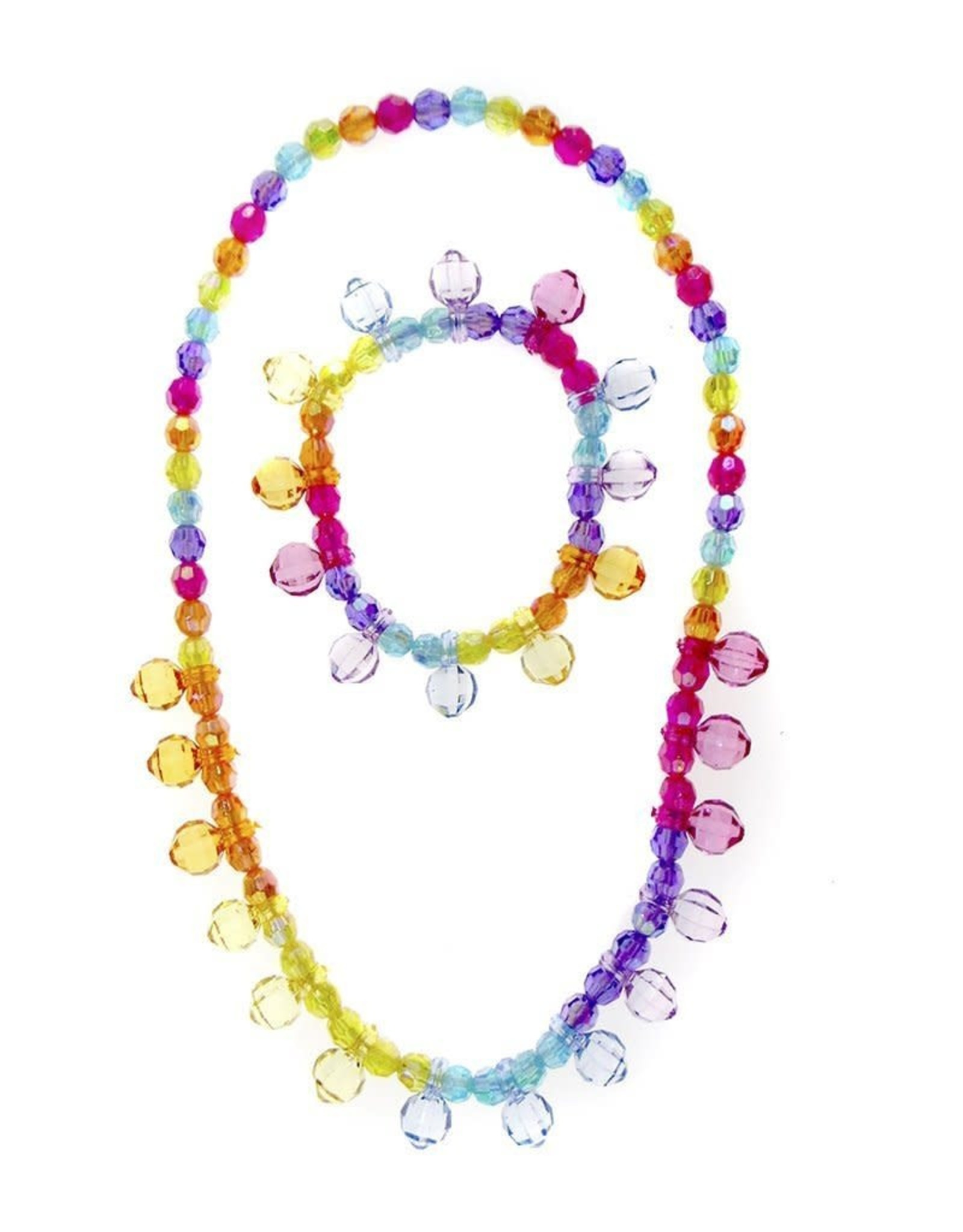 Great Pretenders Bobble Beautiful Necklace & Bracelet set