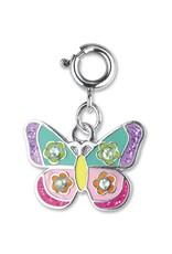 Charm It! Glitter Butterfly Charm