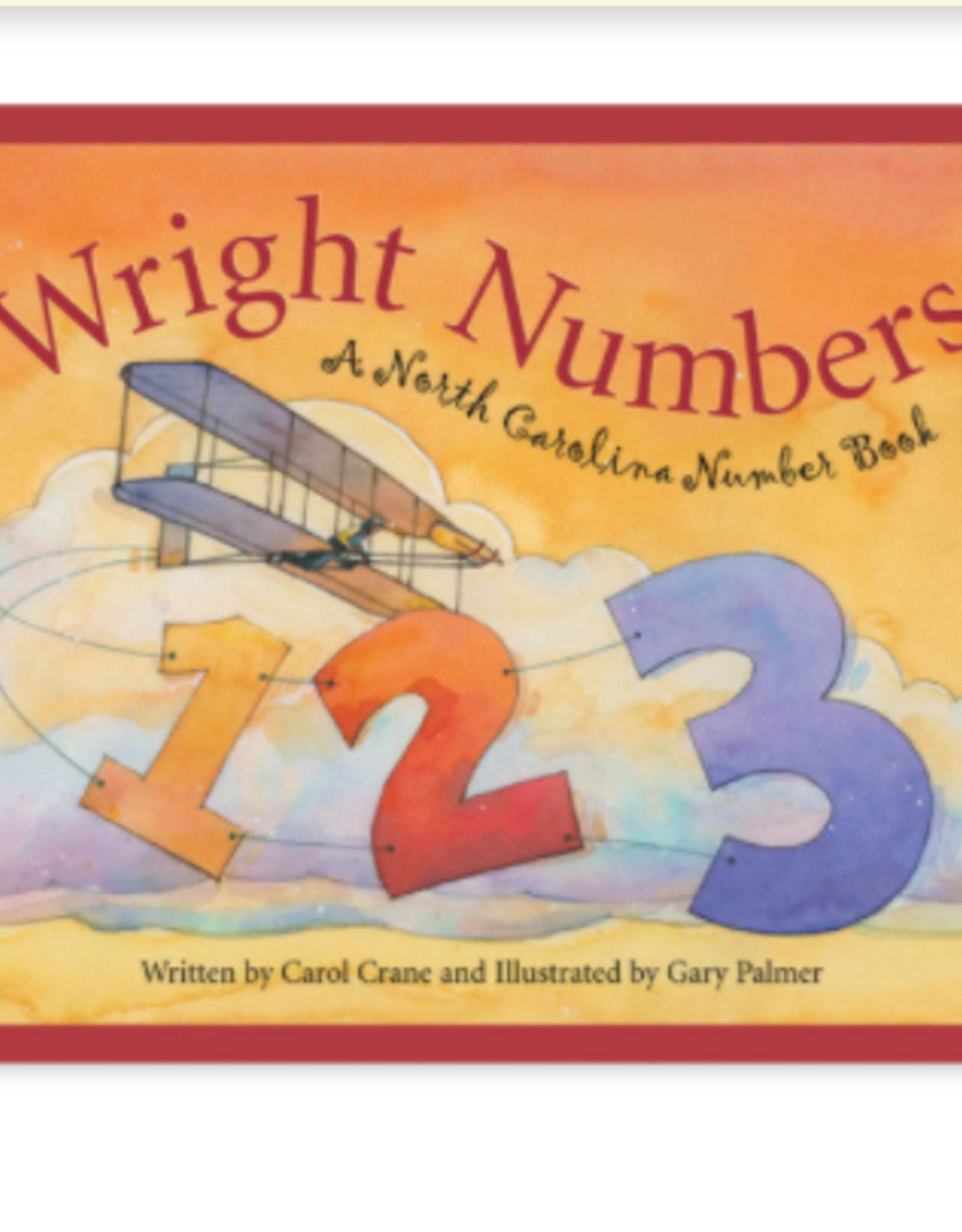 Sleeping Bear Press Wright Numbers