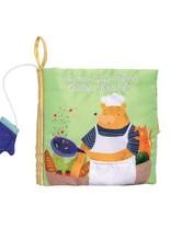 Manhattan Toy Lemon the Bear Cooks Dinner Book