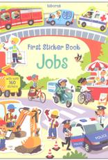 EDC First Sticker Book Jobs