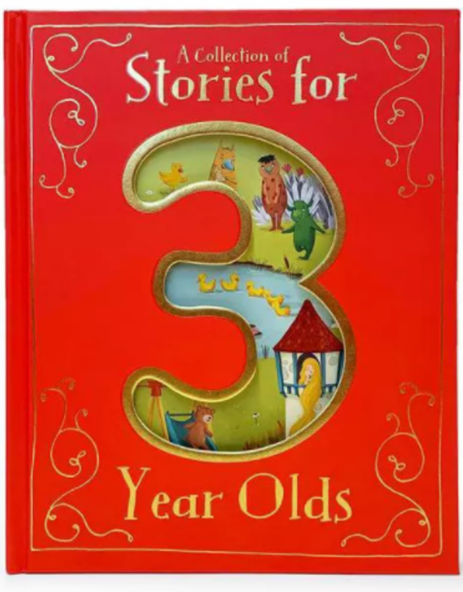 Parragon Books A Collection of Stories for 3 Year Olds