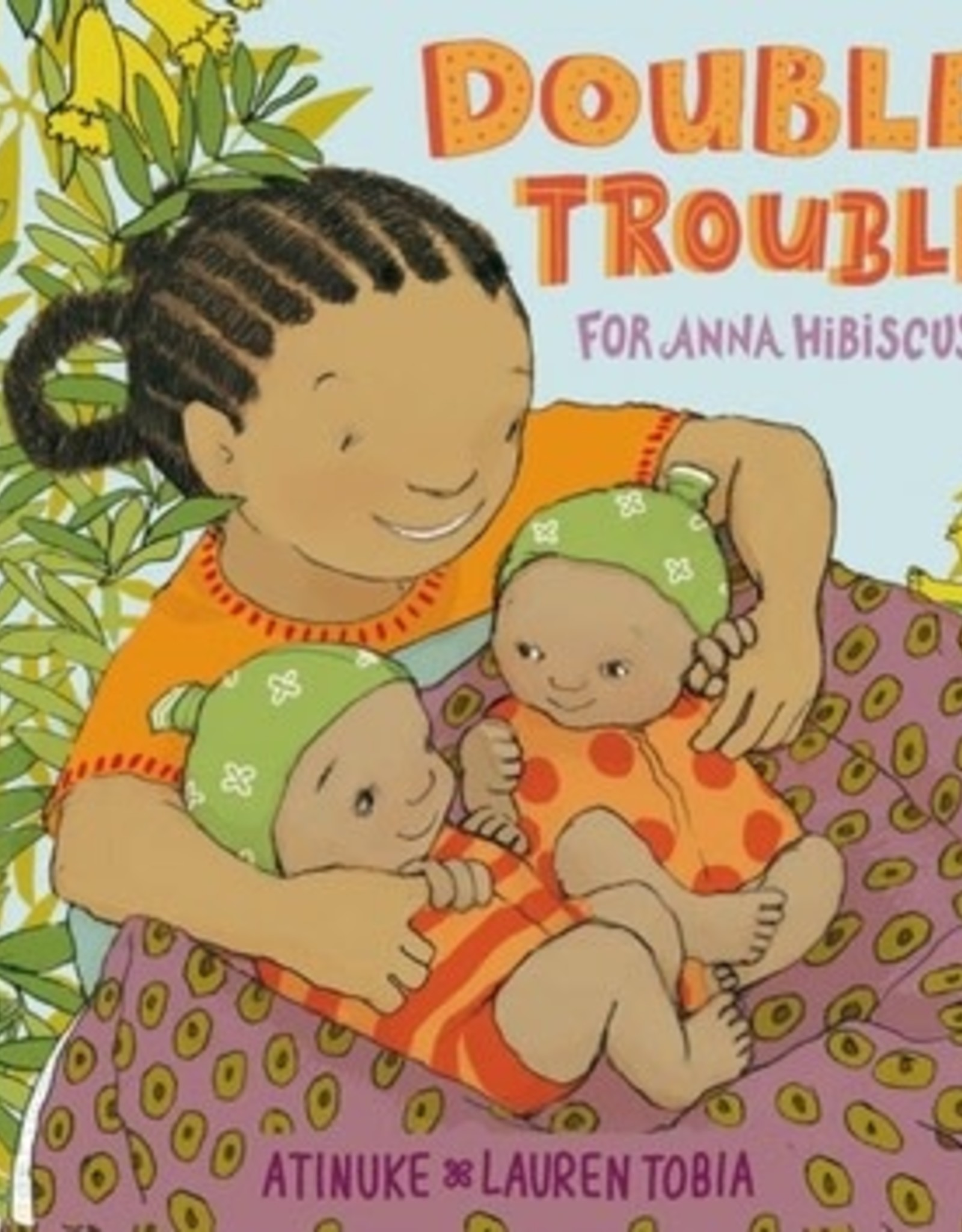 Usborne Double Trouble for Anna Hibiscus