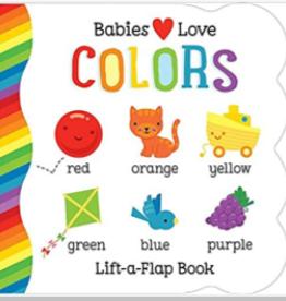 Cottage Door Press Babies Love Colors