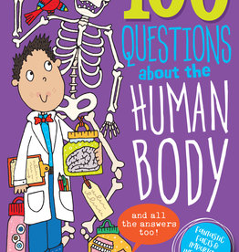 Peter Pauper 100 Questions Human Body