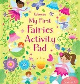 EDC My First Fairies Activity Pad