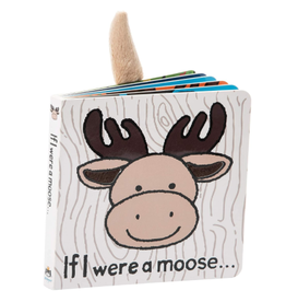 Jellycat If I Were a… Moose