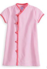 Bella Bliss Roxy Dress, Pink Pique