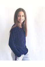 Area Code 407 Sadie Chenille Sweater