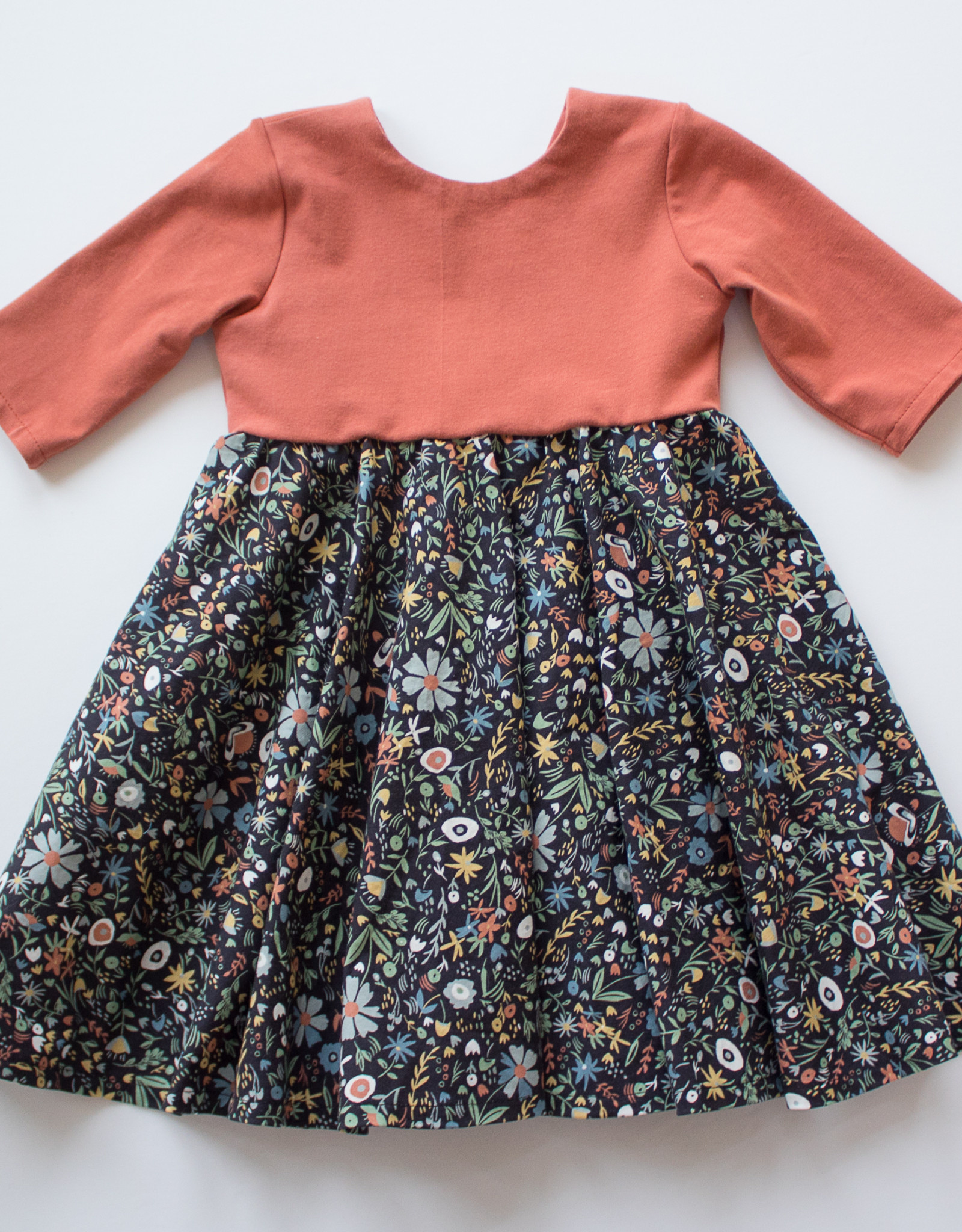 Thimble Collection Twirl Dress, Thicket