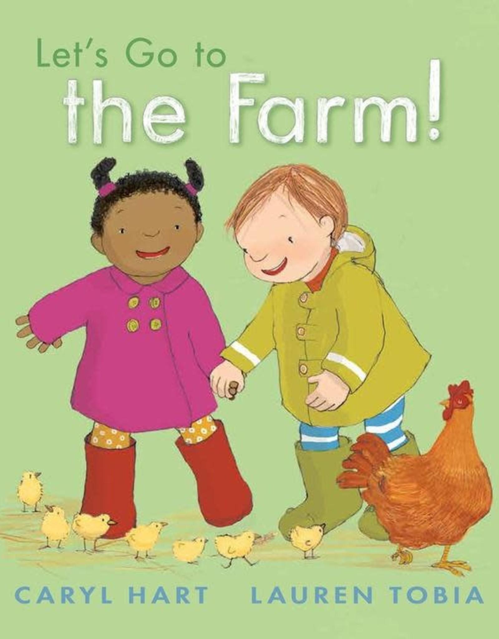 Usborne Let's Go to the Farm