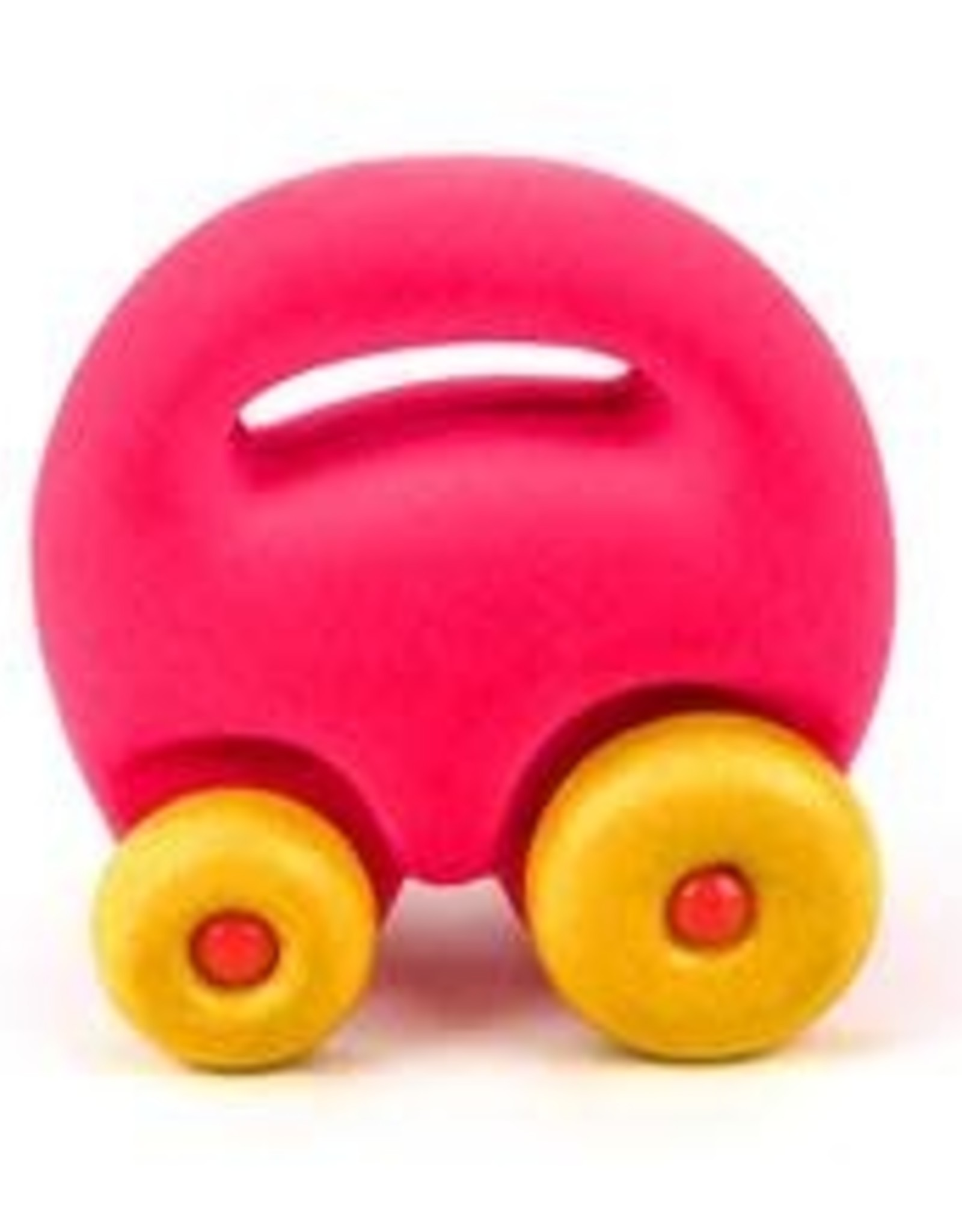 Rubbabu The Mascot Car Grab'em, Pink