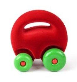 Rubbabu The Mascot Car Grab'em, Red