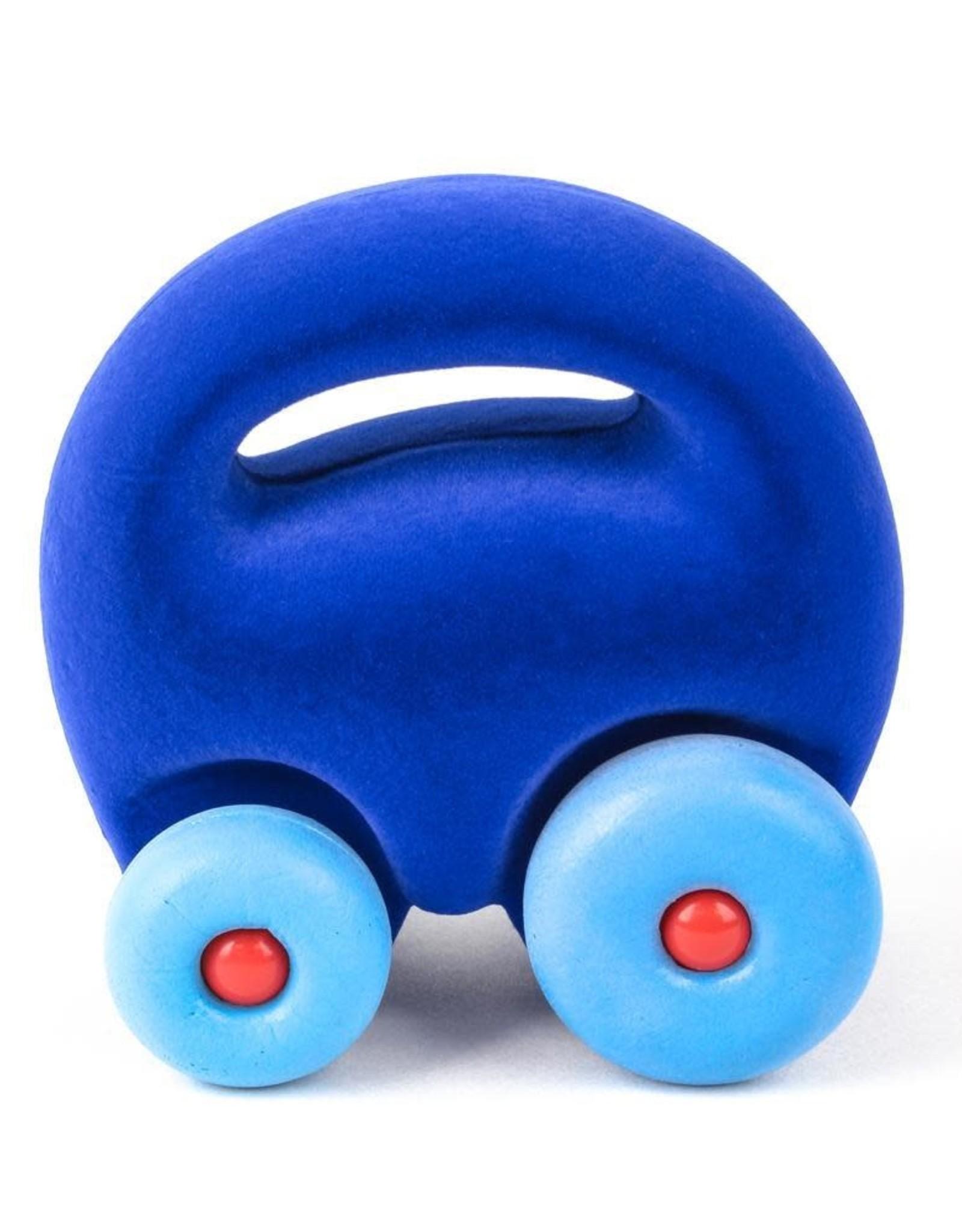 Rubbabu The Mascot Car Grab'em, Blue