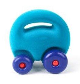Rubbabu The Mascot Car Grab'em, Turquoise