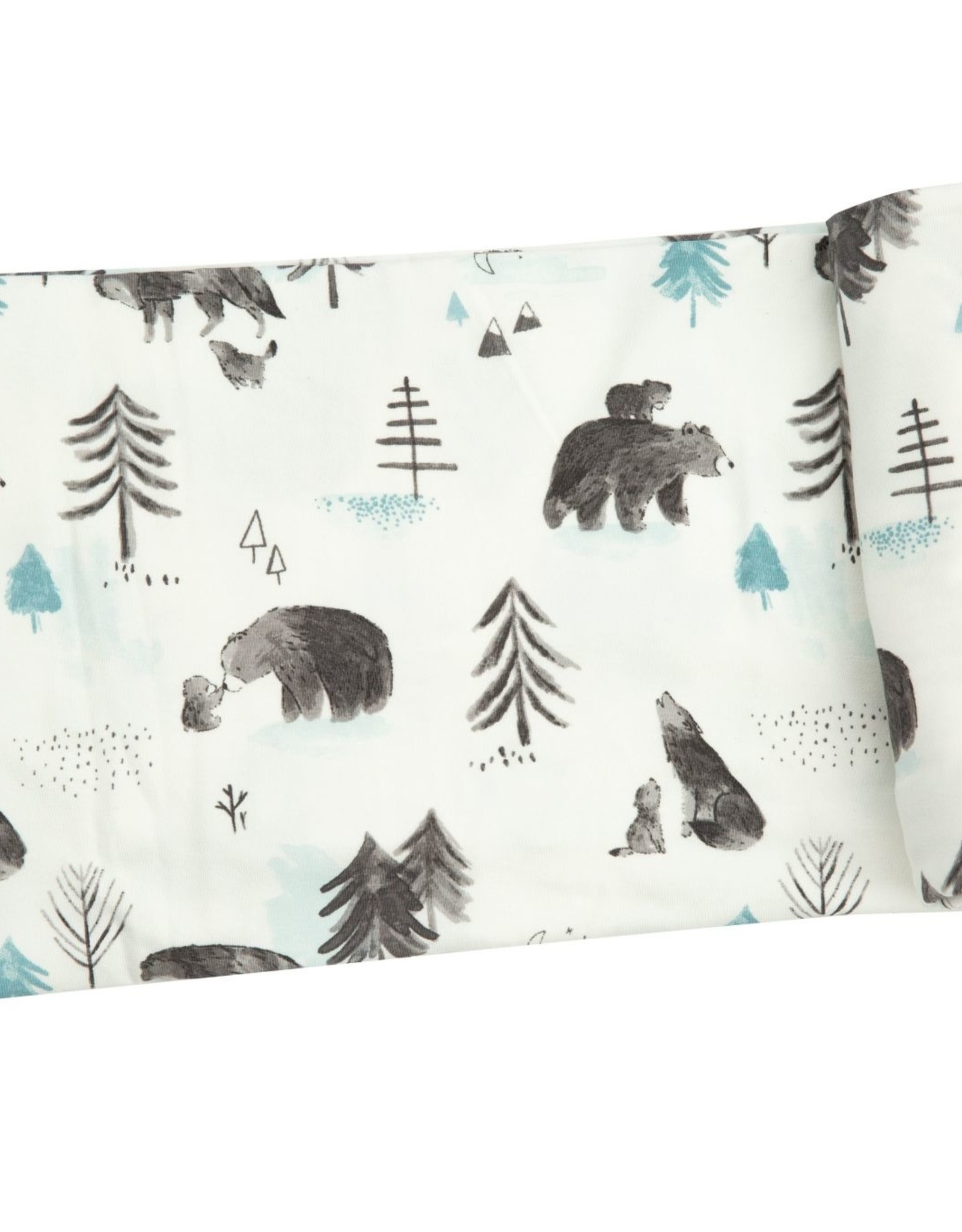 Angel Dear Swaddle Blanket Mama and Cubs